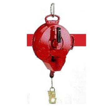 逃生缓降器,PROTECTA速差器,镀锌钢外壳,长度50米,直径4mm镀锌钢缆,AD350