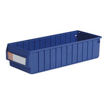 环球分隔式零件盒,600*235*140mm 蓝色全新料 不含分隔片 8个/箱 整箱起订(另配分隔片:MVY200)