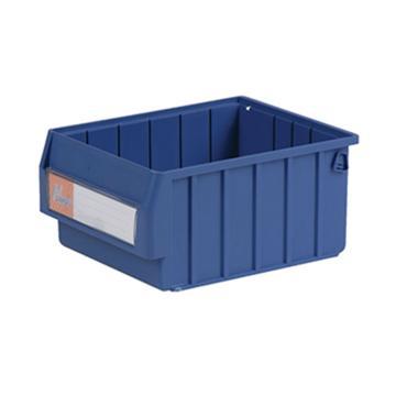 环球  分隔式零件盒,300*235*140mm 蓝色全新料 不含分隔片 16个/箱 整箱起订(另配分隔片:MVY200)