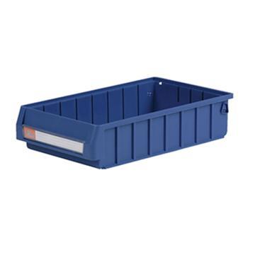 环球分隔式零件盒,400*235*90mm 蓝色全新料 不含分隔片 18个/箱 整箱起订(另配分隔片:MVY205)