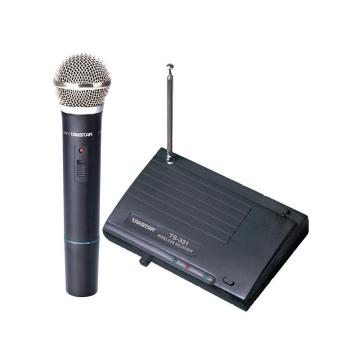 得胜(Takstar) 无线麦克风,卡拉ok家用演唱演讲K歌一拖一话筒 TS-331单位:台