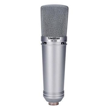 Takstar/得胜 SM-10B-M 录音麦克风 电容话筒网络K歌专业录音话筒