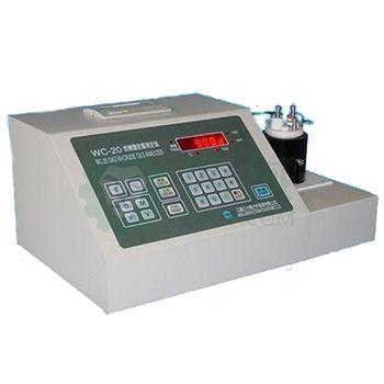 微处理机盐含量测定仪