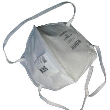 世达SATA 防尘口罩,HF0204V,KN95头戴式折叠口罩 带阀