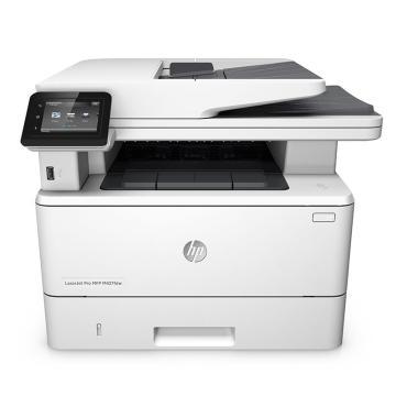 惠普(HP)LaserJet Pro MFP M427fdw 激光多功能一体机
