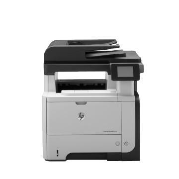 惠普(HP) 黑白激光多功能一體機,A4(打印 復印 掃描 傳真) 自動雙面 M521dw 單位:臺