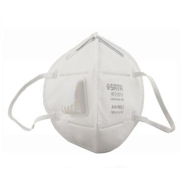 世达SATA 防尘口罩,HF0101V,防PM2.5