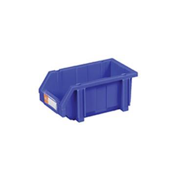 环球 加强型组立零件盒,180*110*80mm,全新料,蓝色,80个/箱,整箱起订