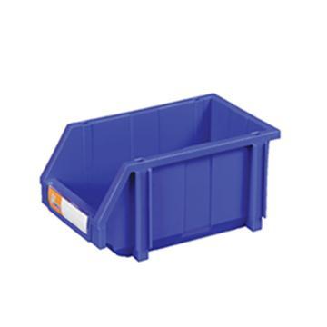 环球 加强型组立式零件盒,250*150*125mm,全新料,蓝色,40个/箱,整箱起订