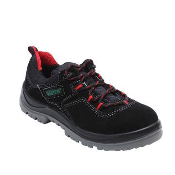 世达休闲款多功能安全鞋 保护足趾,电绝缘(6KV),FF0513-38