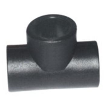 万鑫军联/WXJL HDPE给水管材(承插) 等径三通,T40,PN16
