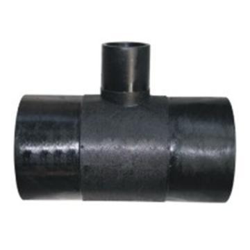 万鑫军联/WXJL HDPE给水管材(对接) 热熔异径三通,T250×110,PN16