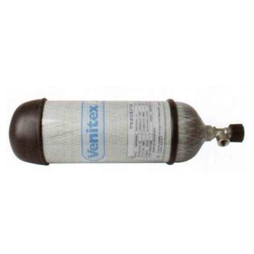 代尔塔DELTAPLUS 气瓶,106502,6.8升碳纤维气瓶