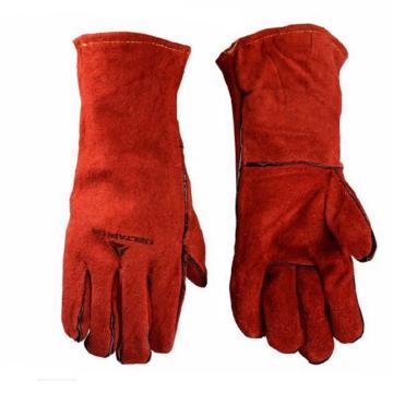 代爾塔DELTAPLUS 焊接手套,205615,凱夫拉焊工手套 CA615K