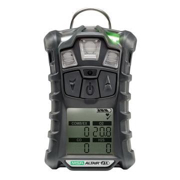 梅思安/MSA 天鹰4X多种气体检测仪,LEL聚碳橡胶复合外壳,带跌到报警,泵吸式,可充电