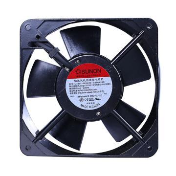 建准 方形交流散热风扇(120×120×25mm),DP201AT 2122HBL.GN