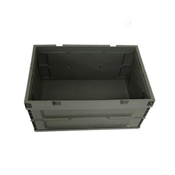 迅盛 EU折疊箱系列,灰色,內尺寸:565*365*270,外尺寸:600*400*280(同ECX180)