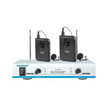 得勝(Takstar) 無線麥克風,卡拉oktv家用演講K歌話筒 TS-3310PP 單位:臺