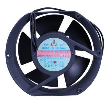 三巨 散热风扇(椭圆型),SJ1725HA1,110V,导线式,滚珠轴承,172×150×51mm