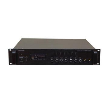 得胜(Takstar) 广播一体机, 2路话筒输入 2路线路输入 1路副主输出 EBS-24M 单位:个