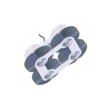 成都圣路 SL320-L.A2.A.D一体化LED 通用灯A型,320W 白光 安装方式:螺纹座