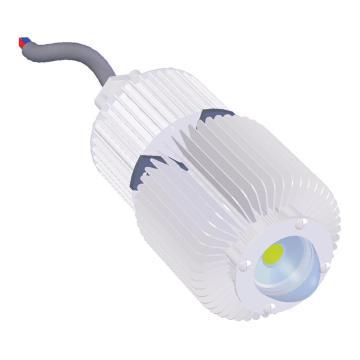 成都圣路 SL10-L.A2.A.D一体化LED 通用灯A型,10W 白光 安装方式:螺纹座