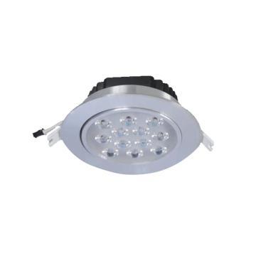华荣 WAROM LED射灯,RLEOL112-XL9,9W,开孔φ122,白光5500K,嵌入式
