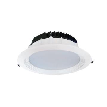 华荣 WAROM LED筒灯,RLEOL112-II-XL20,20W,开孔φ205,白光5500K,嵌入式