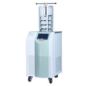 实验室立式冻干机,CTFD-18T压盖型,冻干面积0.135㎡