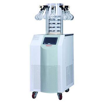 实验室立式冻干机,冻干面积0.12-0.18㎡