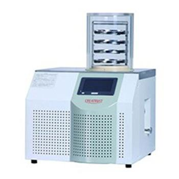 实验室台式冻干机,CTFD-10S标准型,冻干面积0.12-0.18㎡