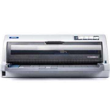 愛普生(EPSON)針式打印機,LQ-2680K(136列平推式,1+6聯拷貝)(全能型票據)單位:臺