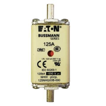 Bussmann 低压熔断器/NH系列熔断器,125NHG00B-690