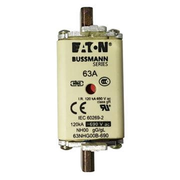 Bussmann 低压熔断器/NH系列熔断器,63NHG00B-690