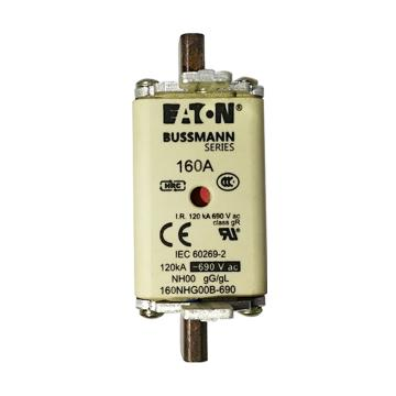 Bussmann 低压熔断器/NH系列熔断器,160NHG00B-690