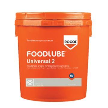 罗哥ROCOL,食用宝多用途润滑脂000号,18kg
