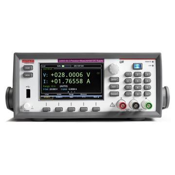 KEITHLEY/吉时利 精密测量直流电源2280S-60-3,单通道,60V,3.2A,USB、GPIB、LAN
