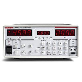 KEITHLEY/吉时利 高压直流电源,2290-10,单通道,10KV,1mA,GPIB、RS-232、模拟