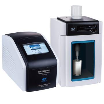 超声波细胞粉碎机,超声波频率:20-25KHz,破碎容量:0.5-600ml,JY92-ⅡDN