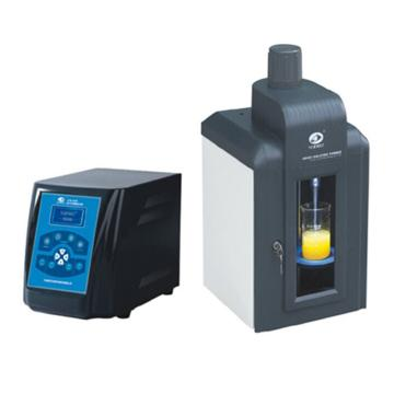超声波细胞粉碎机,超声波频率:19.5-20.5KHz,破碎容量:50-1000ml,占空比:1-99%,JY98-ⅢN