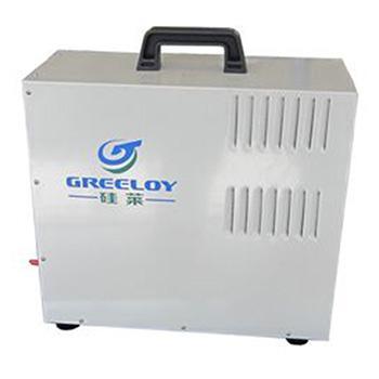 硅萊 小型便攜式靜音空壓機,排氣量:155L/min,GA81/4X,配3m,8mm外徑PU管