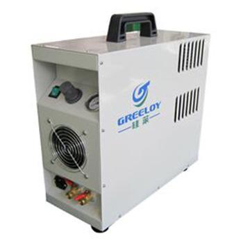 硅萊 便攜式靜音無油空壓機,排氣量:118L/min,GA61/4X