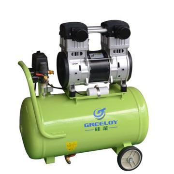 硅莱 移动便携式空压机,排气量:200L/min,GA-121