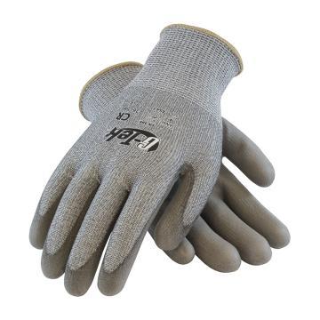 PIP 5级防割手套,16-560-L,PolyKor™ 切割5级PU手套