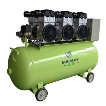 硅萊 大排量靜音空壓機,排氣量:600L/min,電壓:220V,GA-123