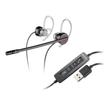 繽特力 耳掛式耳機, 入耳式UC辦公電腦耳麥,C435