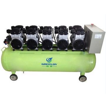 硅莱 大排量静音空压机,排气量:1400L/min,可耐高强度工作,GA-165