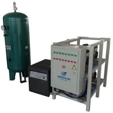 硅莱 大排量静音空压机,排气量:2640L/min,电压380V,GA-1610