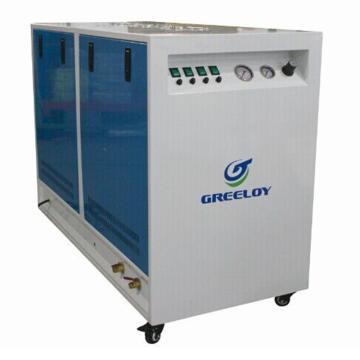 硅莱 实验室用超静音空压机,排气量:620L/min,GA-84XY