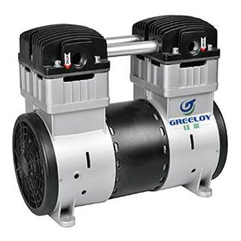 硅莱 无油压缩机,排气量:200L/min,功率:1200W